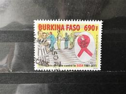 Burkina Faso - Strijd Tegen Aids (690) 2011 - Burkina Faso (1984-...)
