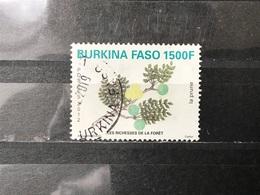 Burkina Faso - Vruchten In Het Bos (1500) 2012 High Value! - Burkina Faso (1984-...)