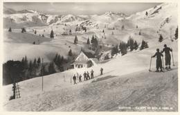 Cartolina - Postcard /  Viaggiata - Sent /  Sutrio, Campi Da Sci. - Autres Villes