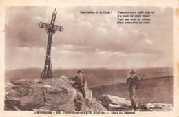 63 - PIERRE-sur-HAUTE - Croix Du Sommet - Andere Gemeenten
