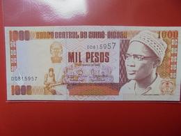 GUINEE-BISSAU 1000 PESOS 1993 PEU CIRCULER/NEUF - Guinea-Bissau