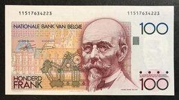 Belgio Belgium  100 Francs 1978-1981 Q.fds Lotto 1936 - Autres