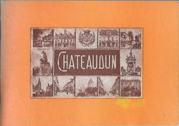 CHÂTEAUDUN - Livret Cartes Postales Anciennes - Livres, BD, Revues