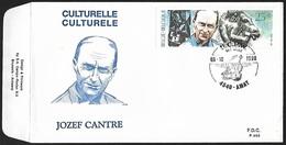 1990 - BELGIË/BELGIQUE/BELGIEN - FDC + Y&T 2389 [Jozef Cantré] + AMAY - 1981-90