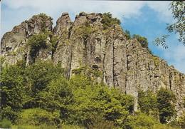 19----Les Orgues De BORT--roches Basaltiques--voir 2 Scans - Frankreich