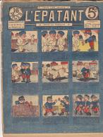 Bd – Rare – L'Epatant – Première Année – N° 19 – Jeudi 6 Aout 1908 - Otras Revistas