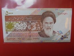 IRAN 5000 RIALS  2009 PEU CIRCULER/NEUF - Iran