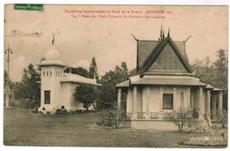 Roubaix 1911; Exposition Internationale Du Nord De La France (pk59391) - Roubaix
