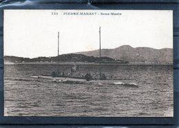 Pierre-Marast - Submarinos