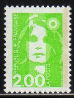 FRANCE : N° 2621 ** (Marianne Du Bicentenaire) - PRIX FIXE - - 1989-96 Marianna Del Bicentenario