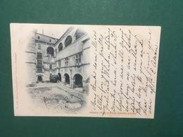 Cartolina Issogne - Valle D'Aosta Castello Avondo - 1902 - Non Classificati