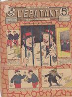 Bd – Rare – L'Epatant – Deuxième Année – N° 57 Jeudi 6 Mai 1909 - Otras Revistas
