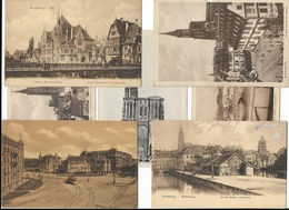 Lot De 7 Cartes De Strasbourg  (68) - Strasbourg