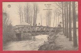 St-Mard - La Vire Et Le Nouveau Pont  - 1920 ( Voir Verso ) - Virton