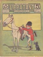Bd – Rare – L'Epatant – Deuxième Année – N° 77 Jeudi 23 Septembre 1909 - Otras Revistas