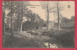 St-Mard - Paysage  - 1922 ( Voir Verso ) - Virton