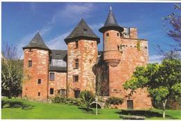 19----COLLONGES LA ROUGE--castel De Vassinhac XVè Siècle---voir 2 Scans - Frankreich