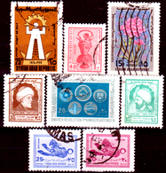 Siria-00111 - Valori Del 1974-76 (o) Used - Senza Difetti Occulti. - Siria