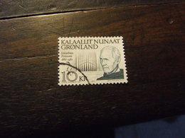 GROENLANDIA 1991 PETERSEN 10 K USATO - Groenlandia