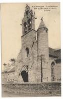 22 LANLOUP L'église CPA - France