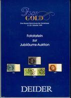 """Isar Gold"" Bayern Sammlung Der Extraklasse 22. Deider 1999 - Catalogues For Auction Houses"