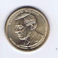Stati Uniti 2013 - 1 Dollaro Wilson - Zecca P - Emissioni Federali