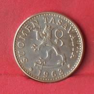 FINLAND 20 PENNIA 1963 -    KM# 47 - (Nº28695) - Finlandia