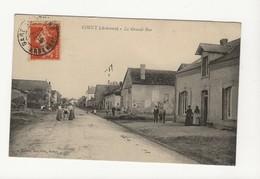COUCY   LA GRANDE RUE - Sonstige Gemeinden