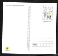 Entier Carte Postale . Capitales Européennes . Lisbonne . Neuve . - Entiers Postaux