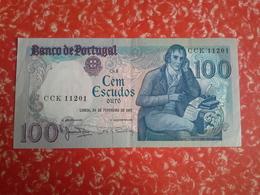 100 Escudos 1981 - Portugal