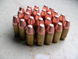 Lot De 25 Cartouches 9mm Para Neutralisées - Decorative Weapons