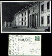 P0909 - DR Postkarte Reichskanzlei Berlin: Gebraucht Mit Werbestempel Eisernes Kreuz Tu Eisern Deine Pflicht Berlin - So - Briefe U. Dokumente