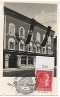 Braunau Am Inn  - Maison Natale De AH  - Propagande Du III Reich - Ohne Zuordnung