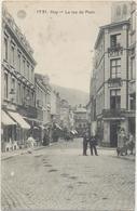 Postkaart CPA  Hoei - Huy. La Rue Du Pont.1911 - Huy