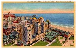 Etats Unis - Atlantic City - Hotels And Steel Pier - Atlantic City