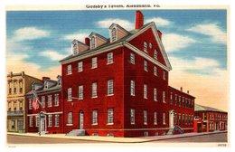 Etats Unis - Alexandria - Gadby's Tavern - Alexandria