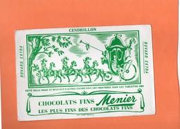 BUVARD. NOISIEL (S-et-M). CHOCOLAT MENIER.CENDRILLON  Achat Immédiat - Cocoa & Chocolat