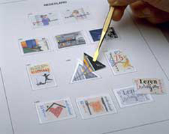 DAVO 6147 Luxe Index Stamp Album Italy Rep. I 1945-1969 - Albums & Binders