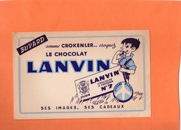 BUVARD.DIJON.CHOCOLAT LANVIN  Achat Immédiat - Cocoa & Chocolat