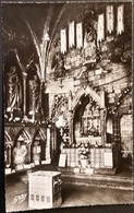 Ak Frankreich - Guingamp - Kathedrale, Kirche -  Innenansicht - Kirchen U. Kathedralen