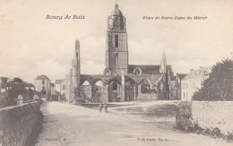 BOURG DE BATZ: Place Notre-Dame Du Mûrier - Batz-sur-Mer (Bourg De B.)