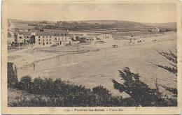 CPA - PENTREZ LES BAINS - PLEINE MER - N°2739 - France