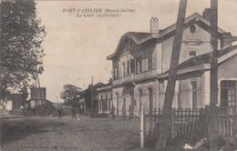 70 - PORT-D'ATELIER - La Gare - France