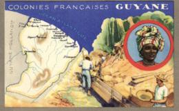 France - Guyane - Colonies Françaisees - C 6141 - Guyane