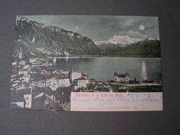 Montreaux 1907 - VD Waadt