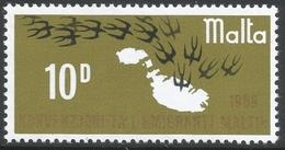 Malta. 1969 Maltese Migrant's Convention. 10d MNH. SG 420 - Malta