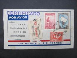 BRIEF Argentina - Praga 1936 // D*38220 - Argentinien
