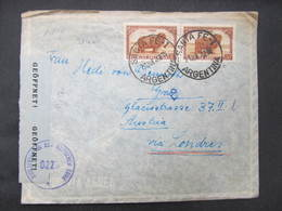 BRIEF Argentina - Graz 1962 Zensur  // D*38221 - Argentinien
