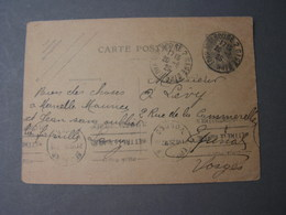 France Karte 1929 - Frankreich