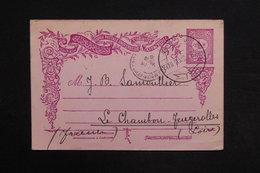 TURQUIE - Entier Postal De Alep Pour La France En 1903 - L 29024 - 1858-1921 Empire Ottoman